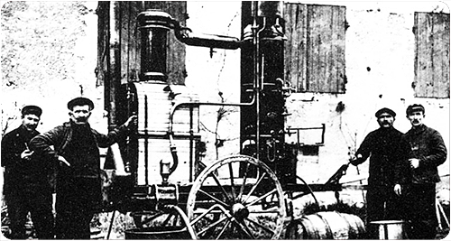 DistillateurAmbulant